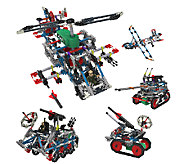 KNex Combat Crew 5-in-1 Building Set - T127589