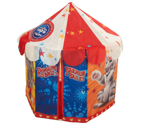 Ringling Brothers Barnum Bailey Circus Playtent