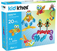 Kid Knex Flexible Multi-Piece Building Set - T34891