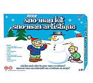 Ideal Sno-Marker Sno-Man Kit - T124392