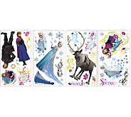 Disneys Frozen Peel & Stick Wall Decals - T127293