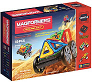 Magformers Racing 39-Piece Set - T127693