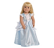Doll/Plush Cinderella Costume by Little Adventures - T124494