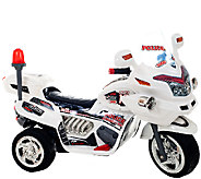 Lil Rider Police Connection Bike Trike 6V Ride-On - T127195