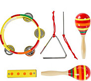 Hey! Play! Kids Percussion Musical InstrumentsToy Set - T127895