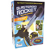 Blasteroid Rocket with Launcher - T124996