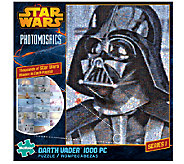 Star Wars Photomosaics Darth Vader 1000-Piece Puzzle - T127497