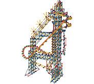KNex Thrill Rides Factory Building Set - T127597