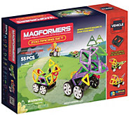 Magformers Zoo Racing 55-Piece Set - T127697