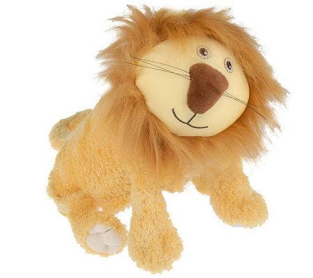 Stuffed Animal Pillow Blanket : Zoobie Pets 3-in-1 Stuffed Animal, Pillow and Blanket ? QVC.com