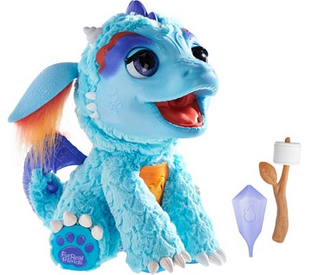 FurReal Friends Torch My Blazin Dragon By: Hasbro
