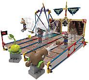 KNex Plants vs Zombies Pirate Seas Plank Walk Building Set - T127599