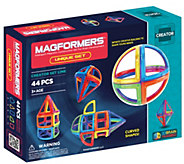 Magformers Unique 44-Piece Set - T127699