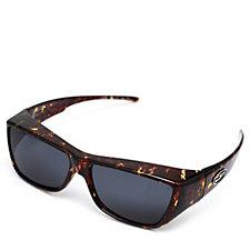 JPE Fitover Maui Sunglasses with Polarvue Lense & Case