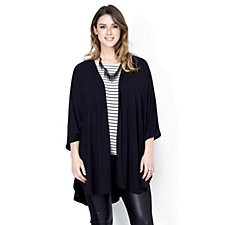 163400 - Join Clothes Edge to Edge Kimono Sleeve Cardigan