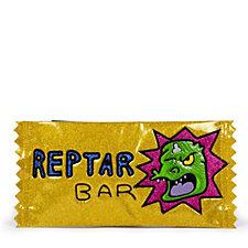 Danielle Nicole Rugrats Reptar Bar Clutch Bag