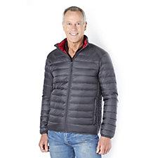 Harvey & Jones Menswear Men's Quilted Jacket