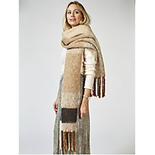 Pia Rossini Donna Chunky Knit Scarf