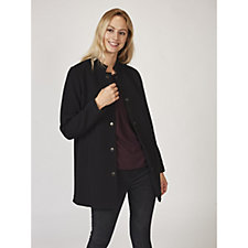 Betty & Co Textured Topper Coat