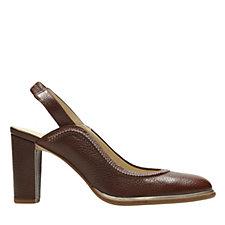 Clarks Ellis Ivy Sling Back Court Shoe Standard Fit