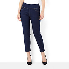 Diane Gilman Superstretch Comfort Waist Cropped Jegging