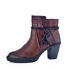 Rieker Ankle Boot with Tie Detail