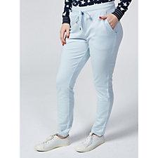 Anybody Loungewear French Terry Slim Joggers