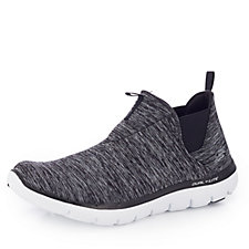 Skechers Flex Appeal 2.0 High Card Heathered Mesh Chelsea Boot