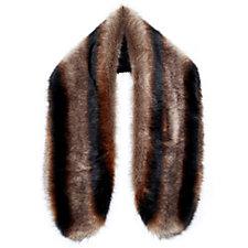 Pia Rossini Delevinge Faux Fur Scarf
