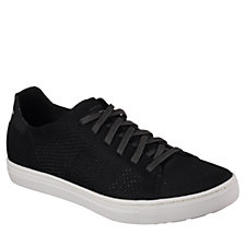 Skechers Men's Alven Moneco Knitted Lace Casual Shoe