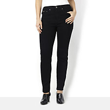 Diane Gilman Superstretch Powermesh Regular Length Skinny Jean