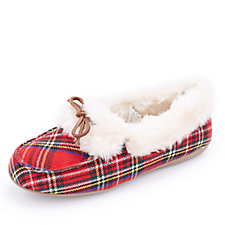 159803 - Vionic Orthotic Cozy Juniper Slippers with FMT Technology