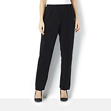 Essentials Lustra Knit Skinny Trousers by Susan Graver