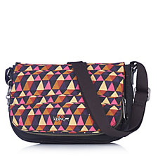 162203 - Kipling Earthbeat Premium Small Twist Shoulder Bag with Crossbody Strap