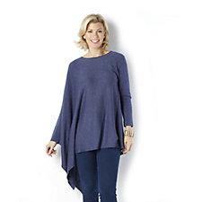 157605 - MarlaWynne Asymmetrical Drama Sweater