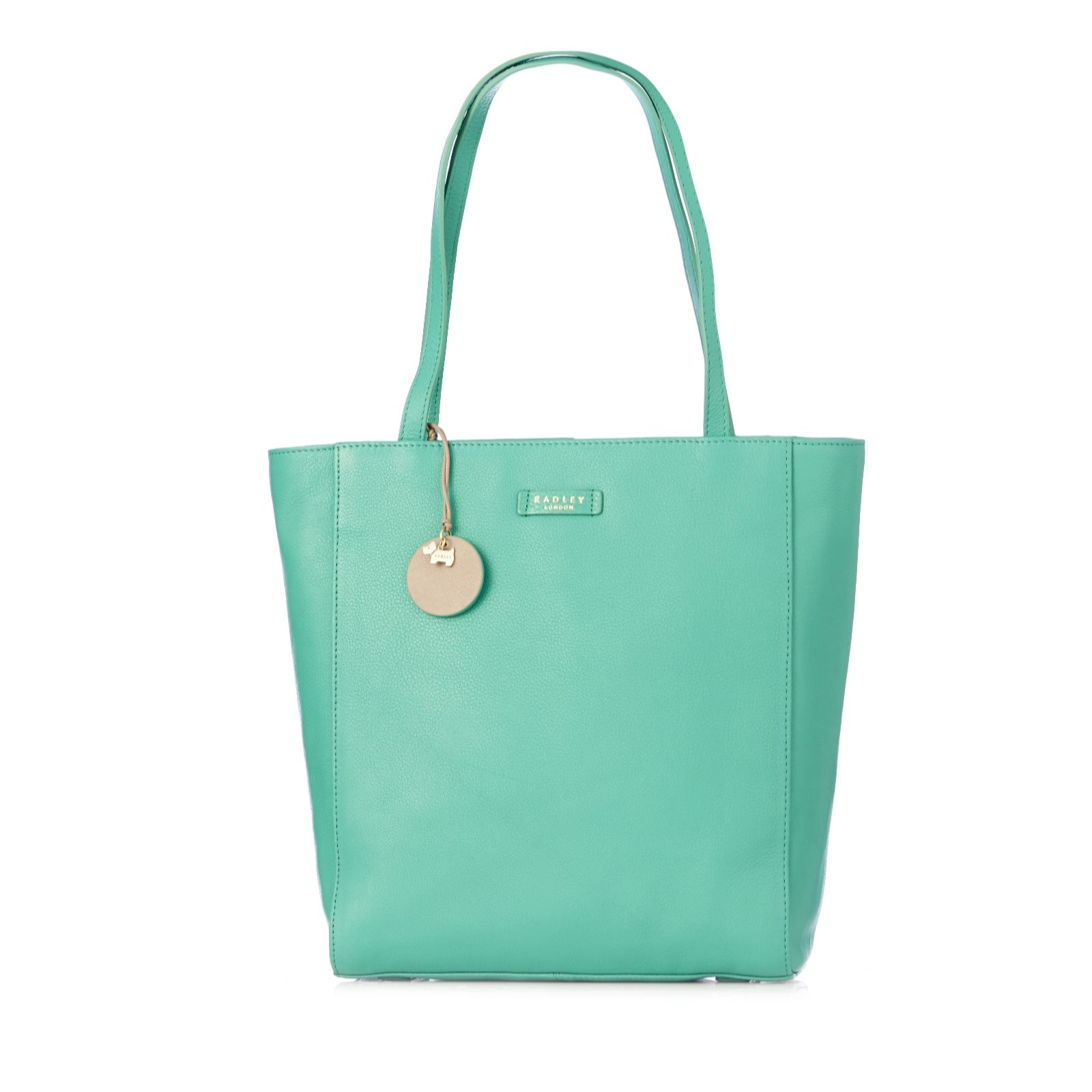 Radley London Long Acre Large Leather Zip Top Tote Bag - 160905. Special  price