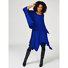 Join Clothes Double Layered Tunic Top