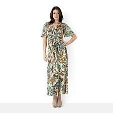 Trinny & Susannah Maxi Print Dress