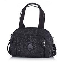 Kipling Plixi Large Double Handle Bag with Shoulder Strap