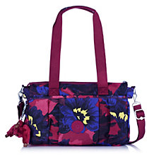 Kipling Divna Medium Double Handled Shoulder Bag with Detachable Strap