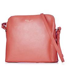 Radley London Millbank Small Leather Zip Top Crossbody Bag