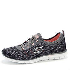 Skechers Sport Active Glider Deep Space Fit Slip On with Memory Foam