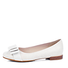 Clarks Festival Game Pumps with Bow Detail