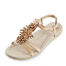 Earth Spirit Victorville Flower Trim Sandal