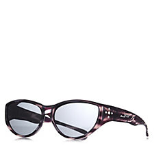 JPE Fitover Cat Eye Sunglasses with Swarovski Elements