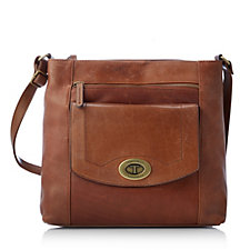 Tignanello  Function Forever Large Leather Crossbody Bag & RFID Protection