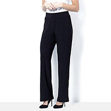 Mr Max Brazil Knit Soft Flare Pull On Trouser