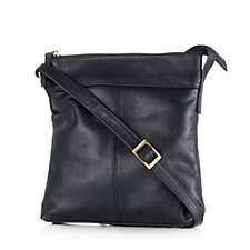 Amanda Lamb Small Leather Crossbody Bag