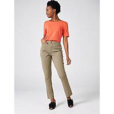 Ruth Langsford Cotton Twill Trouser Tall