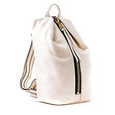 Aimee Kestenberg Tamitha Leather Chunky Zip Backpack